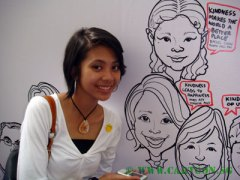 Singapore-Caricature-Event-Kindness