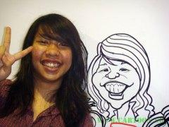 Singapore-Caricature-Event-Smile