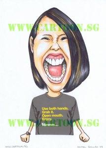 BK-studio-Grey-Tshirt-Caricature