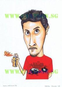 BK-studio-KGB-Tshirt-Caricature