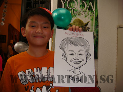 birthday-caricature-party-2