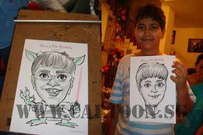 birthday-caricature-party-3