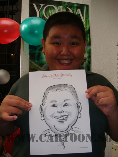 birthday-caricature-party-4