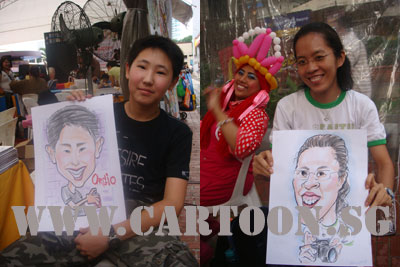 caricature-singapore-arts-street-5