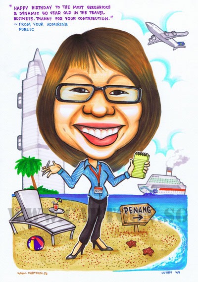 caricature-penang-travel-hotel-cruise-flight-beach-ball-press