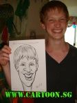 live-birthday-caricature-event-children-party-3