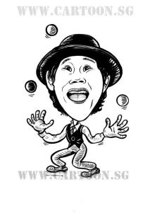 Cartoons Pepper Zero Caricature