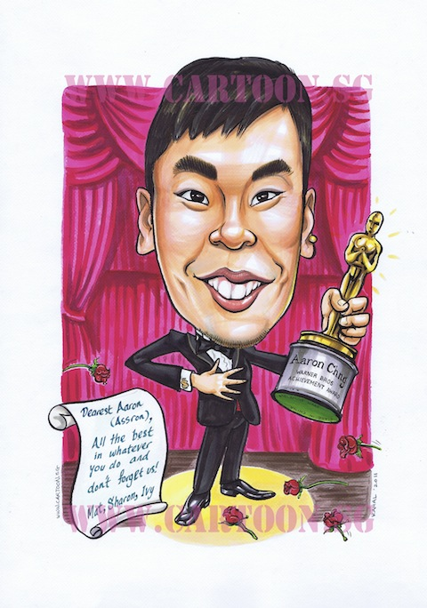 2011-05-23-oscar-movie-caricature-gift