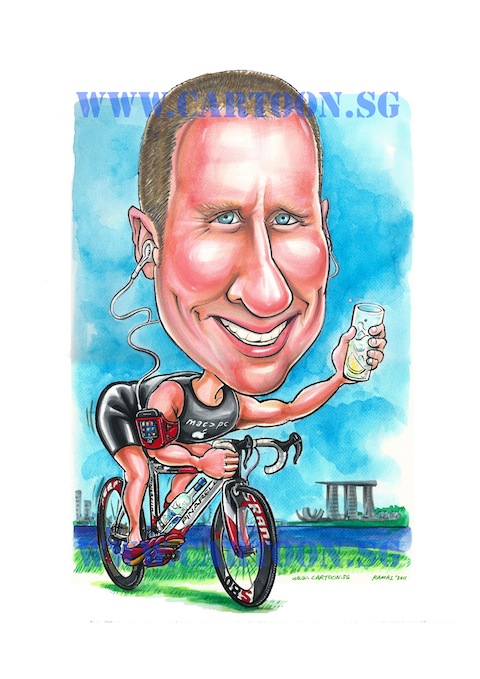 -2011-06-16-Cyclist-Triathalon-Bike-Singapore-Caricature-480px