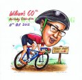 2012-09-03-60th-birthday-gift-cyclist-sports-caricature
