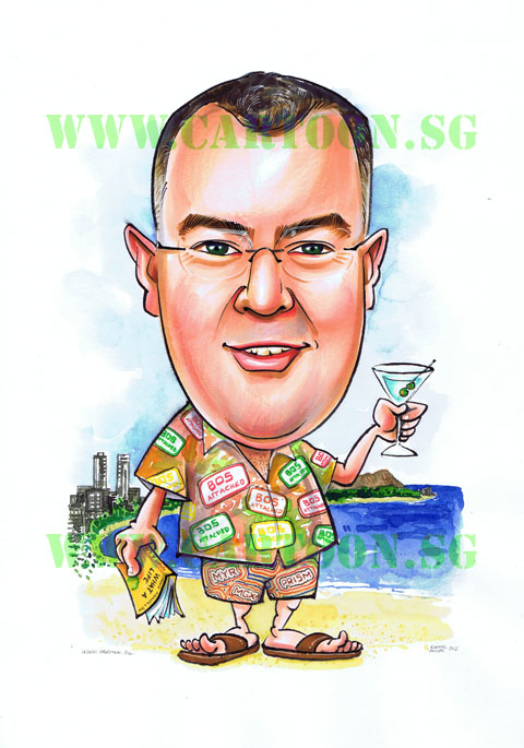 2012-06-22-ManOnBeachCaricature