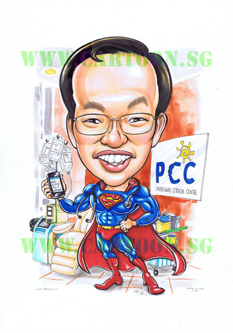 2012-10-10-doctor-oncologist-medical-gift-patient-therapy,superman,mobile,personal-message-2